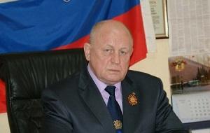 Председатель «Общественной комиссии по борьбе с коррупцией»