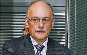 Бывший Председатель правления АКБ «НРБанк»
