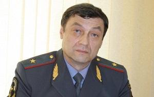 Бывший начальник ГУ МВД по УрФО