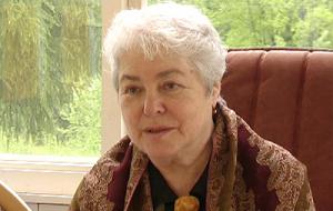 Пенсионерка, Общественный деятель