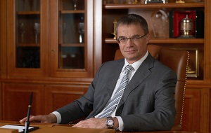 Заместитель председателя правления ПАО «Газпром», генеральный директор ООО «Газпром экспорт» (дочерняя структура ПАО «Газпром», через которую осуществляется экспорт природного газа), с 2008 года по 2014 год — президент Континентальной хоккейной лиги
