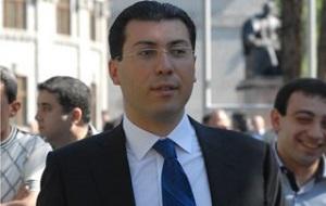 Посол Армении в Ватикане, Бывший замруководителя аппарата президента Армении