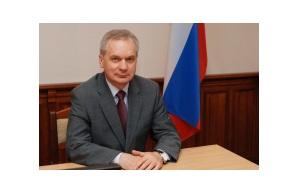 Руководитель УФНС по Томской области