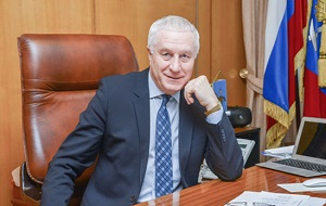 Председатель совета депутатов городского округа Подольск