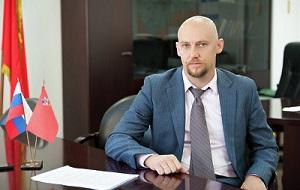 Министр энергетики Московской области
