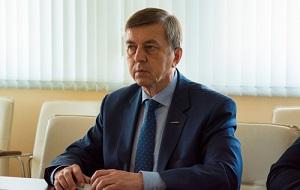 Генеральный директор Крыловского государственного научного центра Санкт-Петербург; доктор технических наук (2003); профессор (2005)