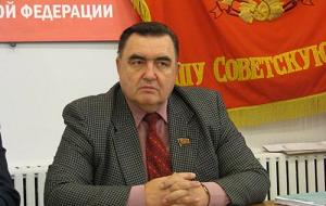 Российский политический деятель.