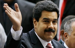 Венесуэльский государственный и политический деятель, действующий президент Венесуэлы.