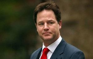 Британский политик, лидер Либеральных демократов с 2007 года и партийный кандидат на должность премьер-министра на парламентских выборах 2010 года. Лорд-председатель Тайного совета Великобритании