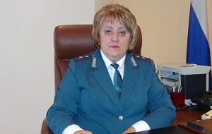 Бывший Руководитель УФНС России по Курской области