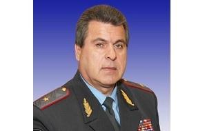 Бывший Начальник Главного Управления внутренних дел по Иркутской области с 9 августа 2010 года, бывший начальник Управления внутренних дел по Забайкальскому краю с мая 2008 г. по август 2010 г., генерал-майор милиции