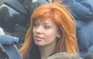 Бывшая подруга Немцова