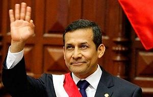 Перуанский политик и военный (подполковник в отставке), президент Перу (2011—2016). Председатель левой индейской националистической партии ПНП.
