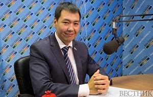Член Совета Федерации от Республики Тыва