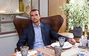 Российский предприниматель, ресторатор и кинопродюсер