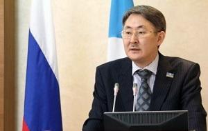 Руководитель УФНС России по Республике Саха (Якутия)