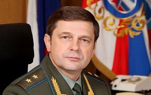 Бывший Руководитель Федерального космического агентства, бывший Заместитель министра обороны Российской Федерации, бывший командующий Войсками воздушно-космической обороны