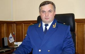 Бывший Руководитель Cледственного управления Следственного комитета РФ по Республике Алтай
