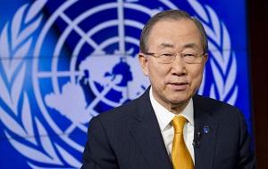 8-й Генеральный секретарь ООН, занимал эту должность с 1 января 2007 года по 31 декабря 2016 года. Сменил на этом посту Кофи Аннана. Прежде чем стать Генеральным секретарем, Пан Ги Мун был профессиональным дипломатом, работал в Министерстве иностранных дел и внешней торговли Республики Корея (в том числе с января 2004 по декабрь 2006 года занимал должность министра), а также в ООН