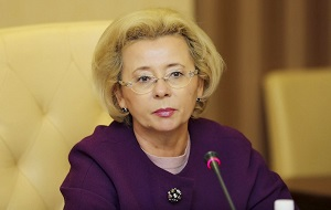 Статс-секретарь - заместитель министра спорта Российской Федерации