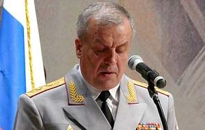 Бывший Начальник штаба – первый заместитель командующего войсками Южного военного округа
