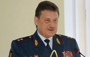 Первый заместитель директора Федеральной службы исполнения наказаний (июль 2007 - 02 августа 2013г.)