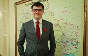 Украинский финансист и менеджер, С 2 декабря 2014 года по 14 апреля 2016 занимал должность Министра инфраструктуры Украины