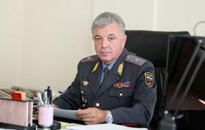 Министр внутренних дел по Республике Ингушетия