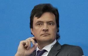 Первый заместитель председателя Внешэкономбанк