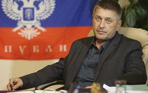 Самопровозглашенный «Народный мэр» Славянска