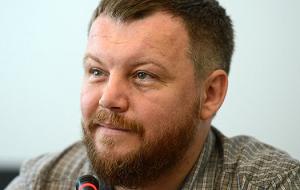 Лидер общественной организации «Донецкая республика»