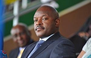 Президент Бурунди с 26 августа 2005, лидер партии Национальный конгресс за оборону демократии — Войска за оборону демократии, первоначально повстанческой группировки хуту, превратившейся в партию.