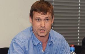 Российский политический активист, помощник депутата Госдумы Ильи Пономарёва, член совета Левого фронта. Стал широко известен как участник Болотного дела