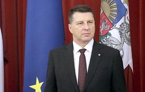Латвийский политический деятель, президент Латвии с 2015 года