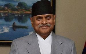 Генеральный секретарь партии Непальский конгресс, первый президент Непала, избранный Учредительным собранием республики 21 июля 2008. Избрание президента стало возможным после того, как 28 мая 2008 в Непале была провозглашена республика