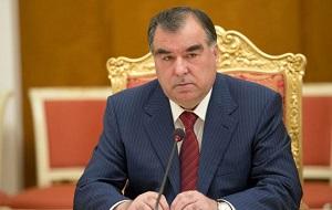 Таджикский государственный деятель, председатель Верховного Совета Таджикистана (1992—1994), с 1994 года — президент Таджикистана, носит титул «Пешвои миллат» (Лидер нации). Полное наименование титула — «Основатель мира и национального единства — Лидер нации».
