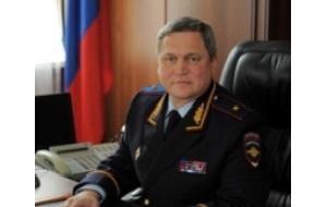 Начальник Управления Министерства внутренних дел Российской Федерации по Курганской области