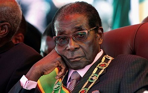 Зимбабвийский государственный и политический деятель, фактический руководитель Зимбабве с 1980 года, действующий президент с 1987 года