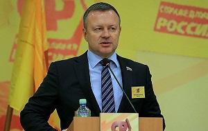 *Депутат Государственной Думы 6-го созыва от СР, Член комитета ГД по жилищной политике и жилищно-коммунальному хозяйству
