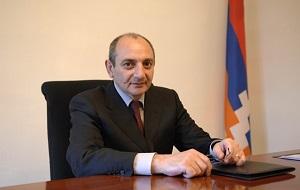 Президент непризнанной Нагорно-Карабахской Республики с 19 июля 2007 года