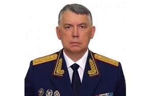 Руководитель Северо-Западного следственного управления на транспорте Следственного комитета Российской Федерации