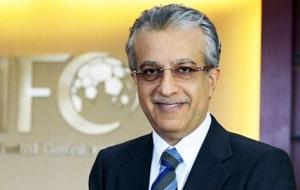 Член королевской семьи Бахрейна, президент Азиатской футбольной конфедерации со 2 мая 2013 года. Председатель Дисциплинарного комитета Азиатской футбольной конфедерации и заместитель главы Дисциплинарного комитета ФИФА
