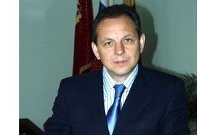 Бывший глава городского округа Балашиха в Московской области