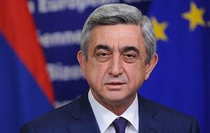 Армянский политический, государственный и военный деятель. Президент Армении с 2008 года