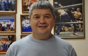 Генеральный директор «Общероссийской федерации кикбоксинга»