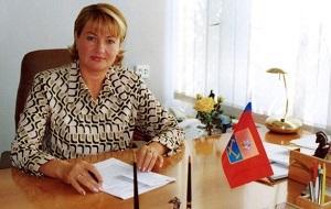 Заместитель Главы Администрации г.Подольскначальник Финансового управления