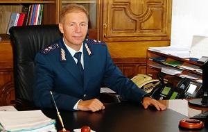 Руководитель УФНС России по Краснодарскому краю