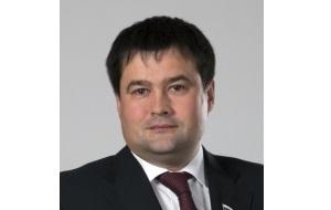 Депутат Государственной Думы 6-го созыва от ЛДПР. Член комитета ГД по экономической политике, инновационному развитию и предпринимательству