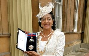 Генерал-губернатор Гренады с 7 мая 2013 года, первая женщина на этом посту