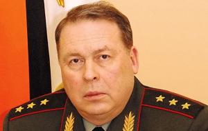 Командующий Западным военным округом, генерал-полковник
